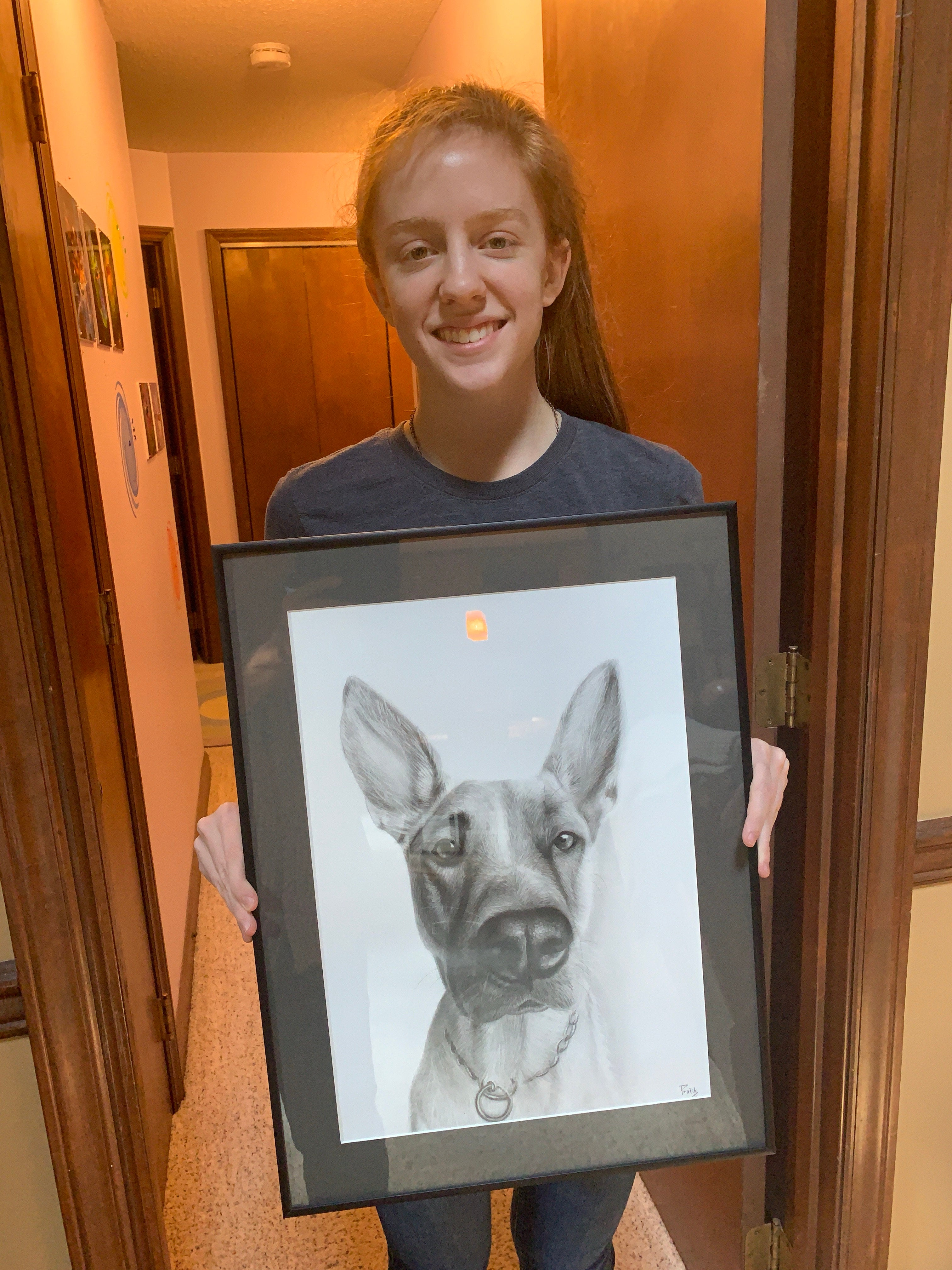 Get 25% OFF on All Hand-Painted Portraits
