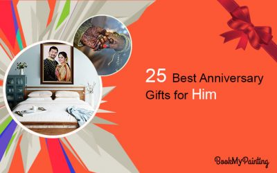 25 Best Anniversary Gift Ideas For Him (In India)