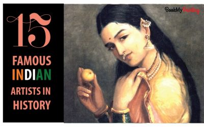 15 Famous Indian Artists in History