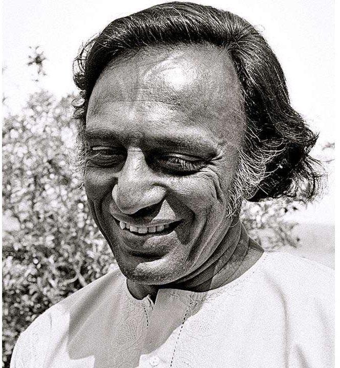 Tyeb Mehta (indian artists)