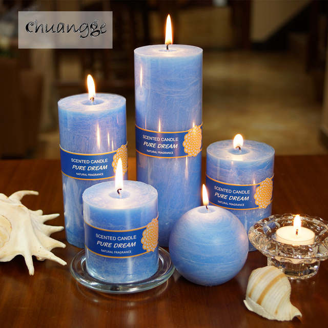 Scented Candles (Gifts For Boyfriend)