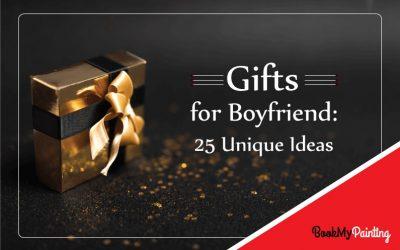 Gifts For Boyfriends: 25 Unique Ideas
