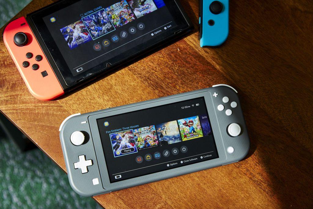 Nintendo Switch (Gifts For Boyfriend)