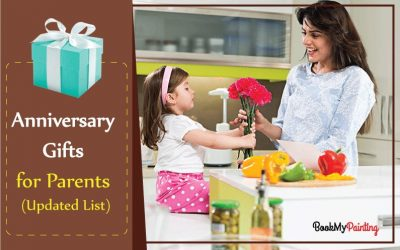 Anniversary Gifts for Parents (Updated List)