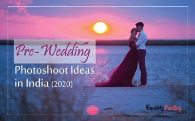 Pre-Wedding Photoshoot Ideas in India (2020)