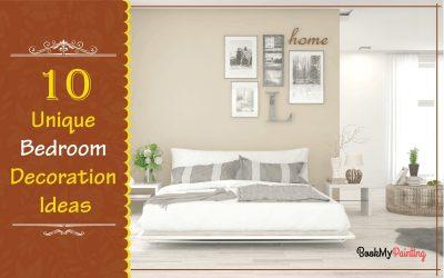 10 Unique Bedroom Decoration Ideas