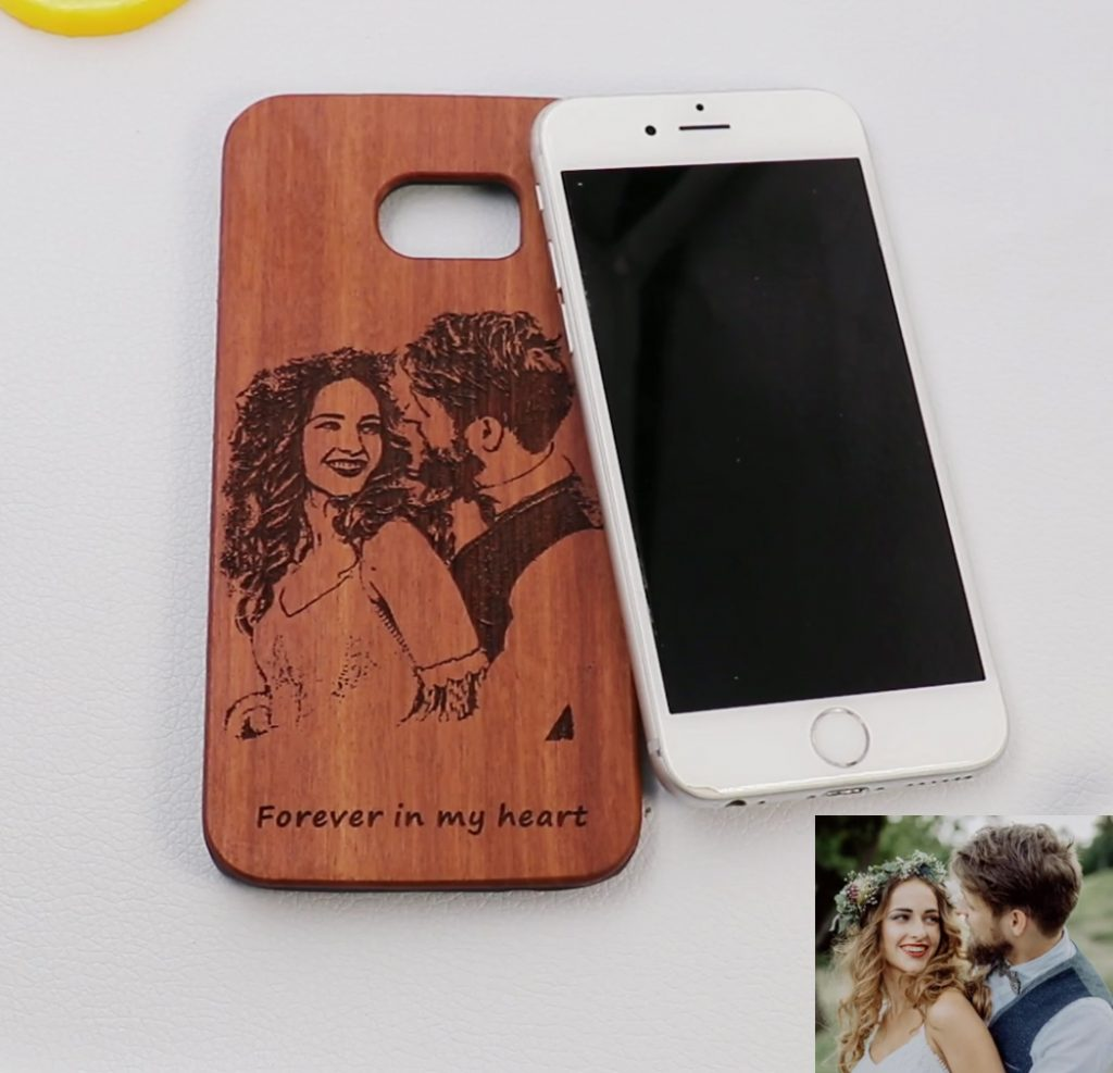 Love Cited Phone Cases (Wedding Gifts)