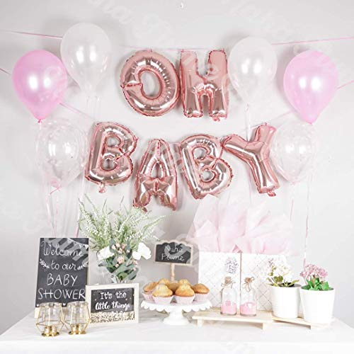 Confetti Designer Theme for Baby shower
