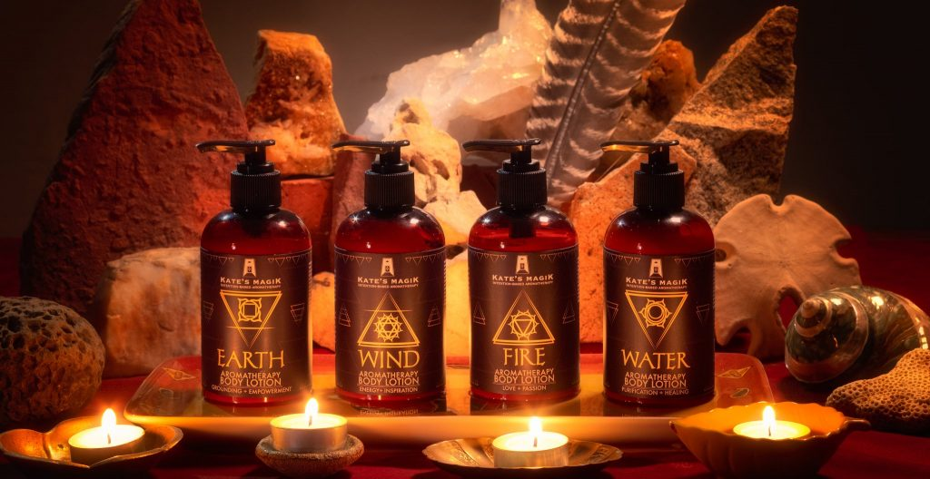 Pure Body Naturals Aromatherapy Sampler Kit
