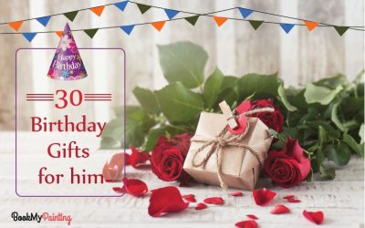 30 Birthday Gifts for him in India