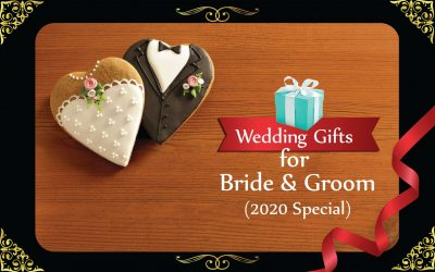 Wedding Gifts for Bride and Groom (2020 Special)
