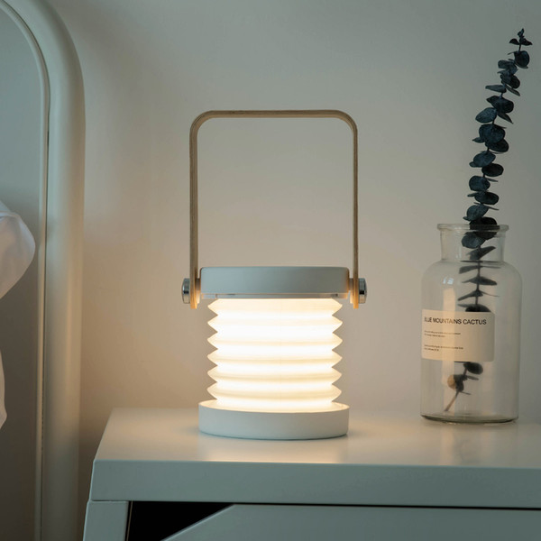 Rechargeable Lanterns as living room decoration