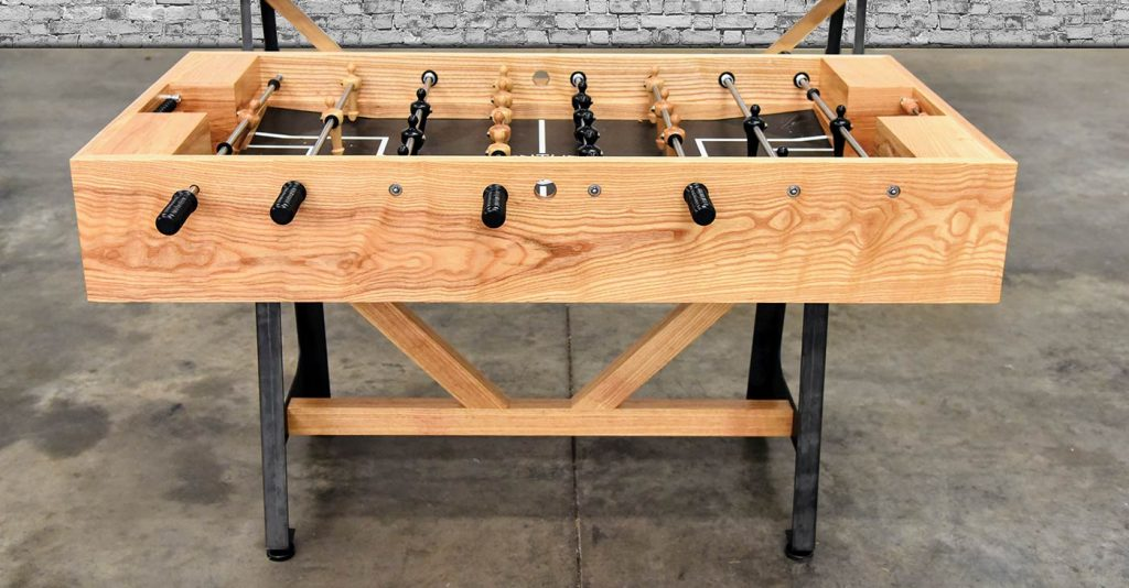 Foosball Table as birthday gift for him
