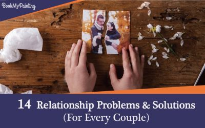 14 Relationship Problems & Solutions (For Every Couple)