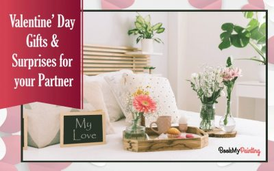 Valentine's Day Gifts & Surprises for Your Partner