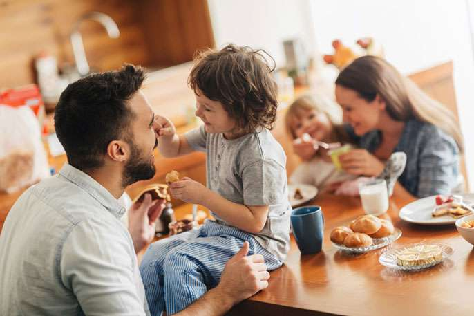 Talk With Your Child (10 Best Parenting Tips for new parents)