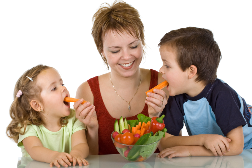 Give your Kid a Healthy Diet