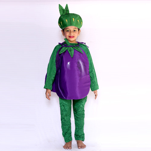 Vegetable fancy dress
