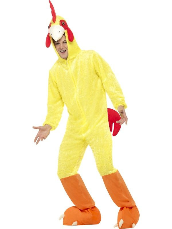 chicken fancy dress