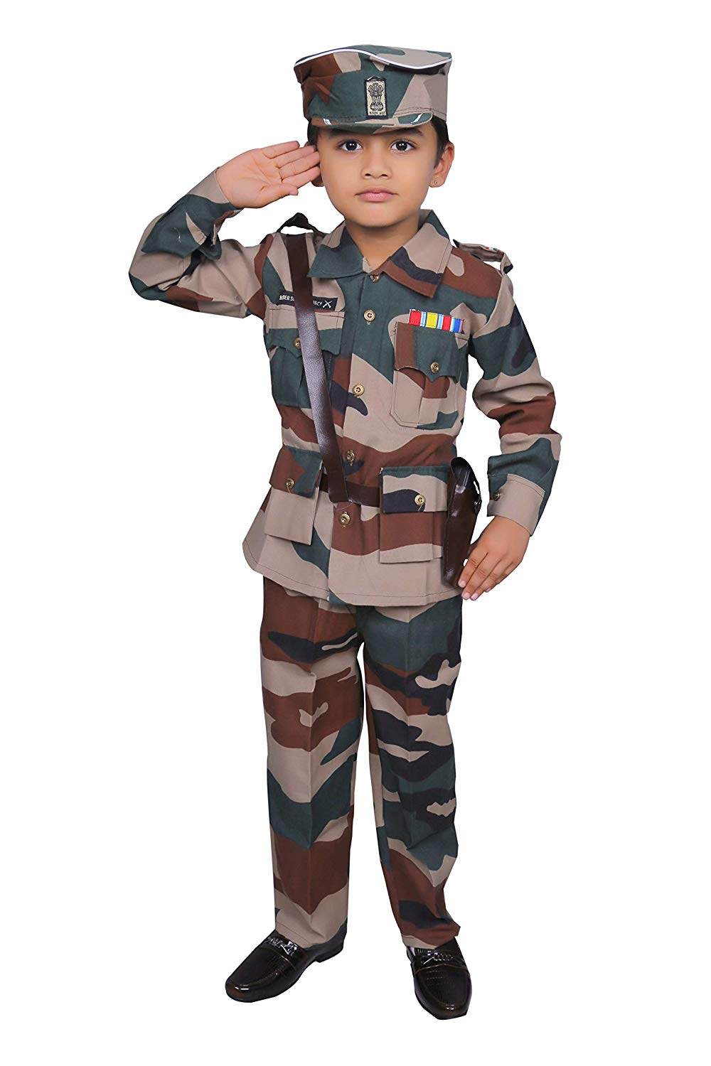 Military soldier fancy dress
