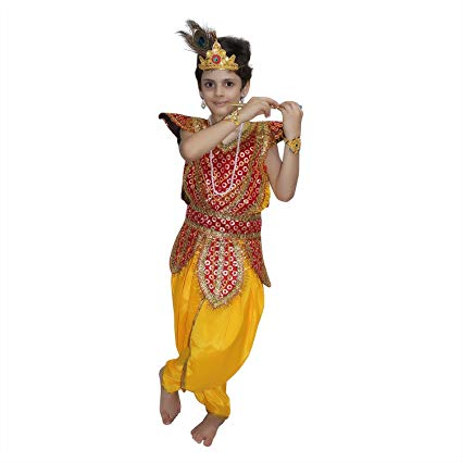 Lord Krishna fancy dress