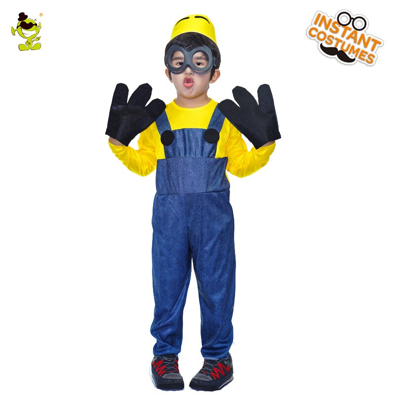 Minion fancy dress