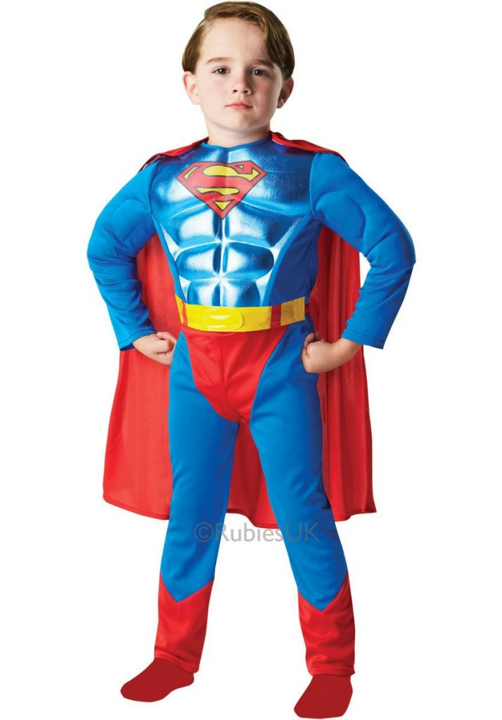Superman fancy dress