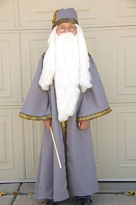 Albus dumbledore fancy dress