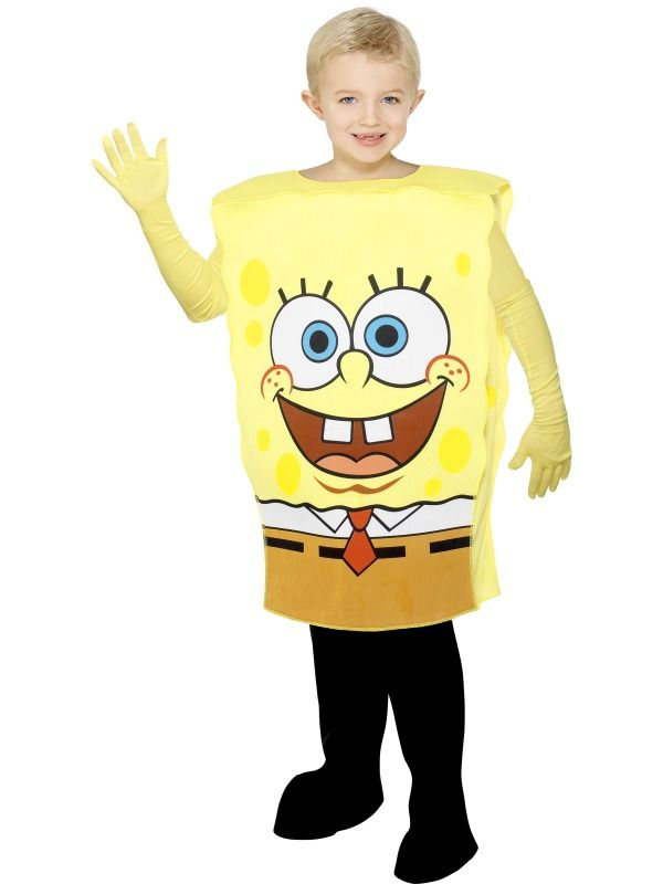 Spongebob square pants fancy dress