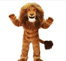 Lion fancy dress