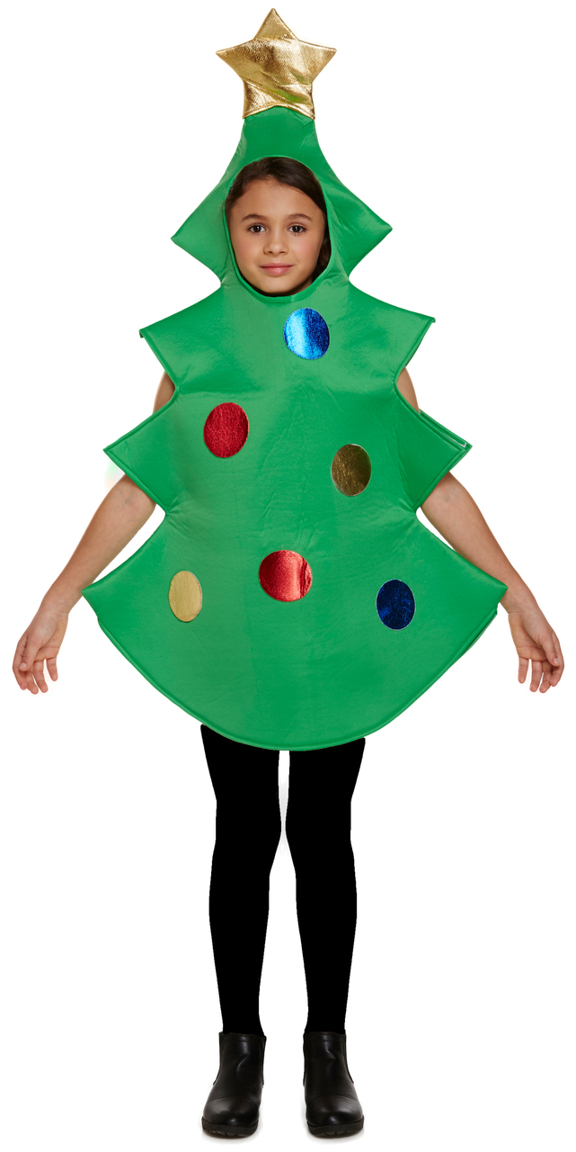 Tree fancy dress