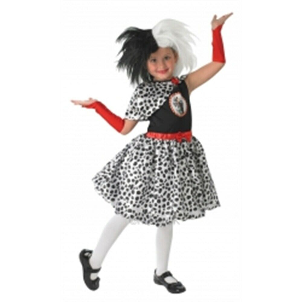 Cruella de ville fancy dress