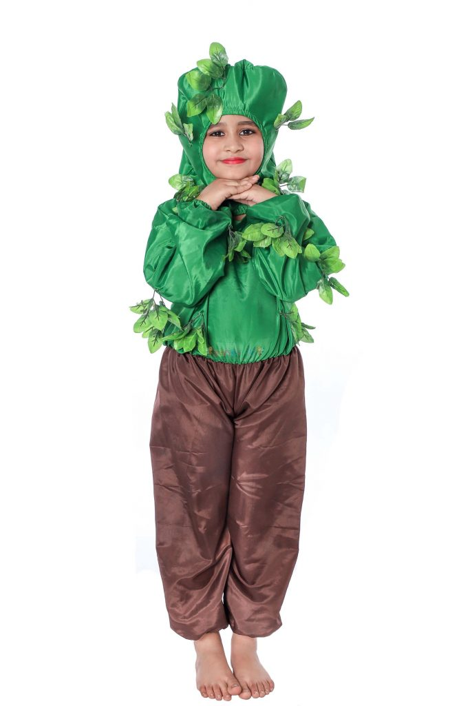 Nature themed fancy dress